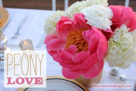 PEONY-love